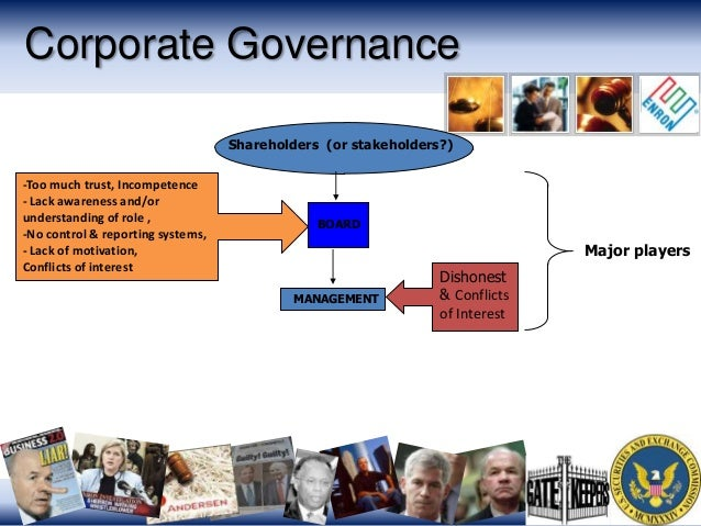 enron scandal impact on stakeholders