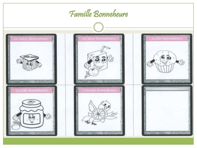 Famille Bonneheure
