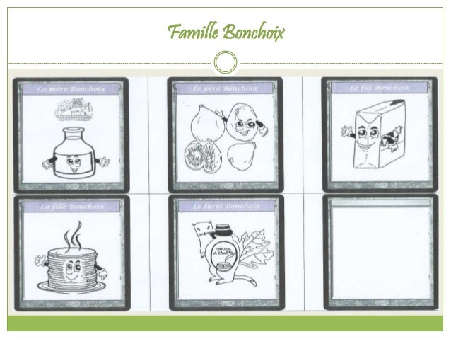 Famille Bonchoix