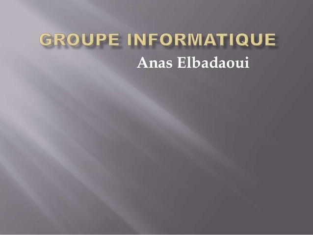 Anas Elbadaoui