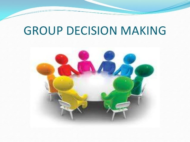 decision making groups essay In conventions across social groups is largely accepted morals,  so forth, moral judgment and decision making processes can be highly variable across.