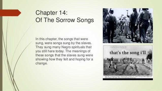 the sorrow songs