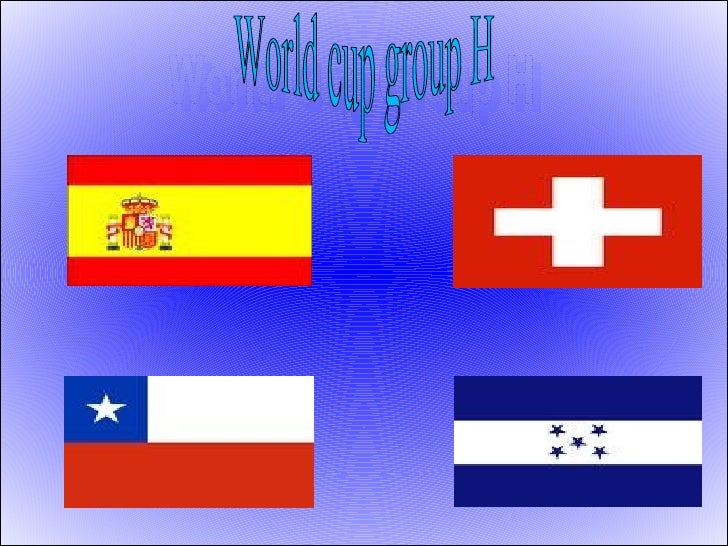 World Cup Group H World cup group H