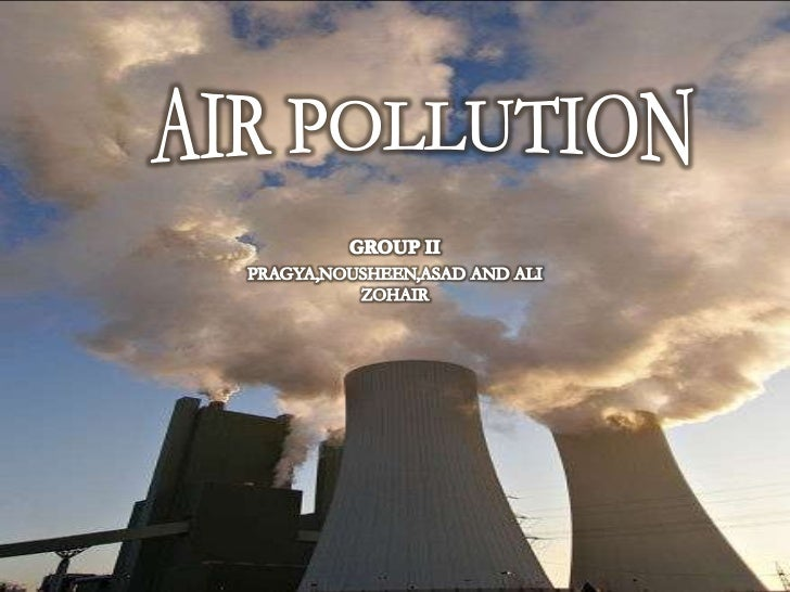 Sr. No                    Topic                      Done By1        What is Air Pollution ?                  Pragya2     ...