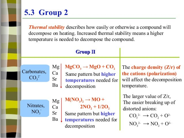 solubility of group 2 cations Tests, selective functional group tests and spectral analysis  2 solubility tests  can suggest the size and polarity of an unknown compound and the presence of .