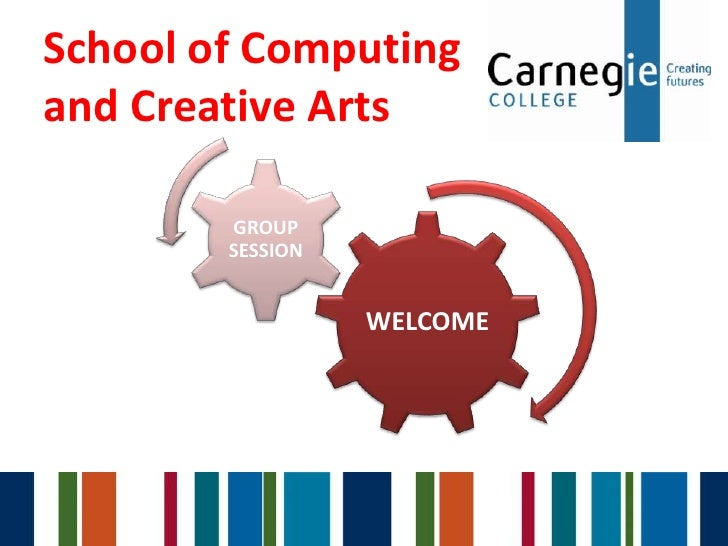 School of Computing and Creative Arts<br />