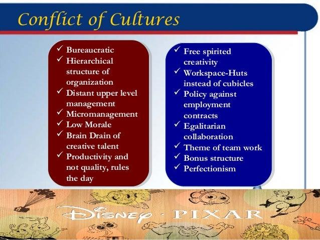 pixar case study strategic management