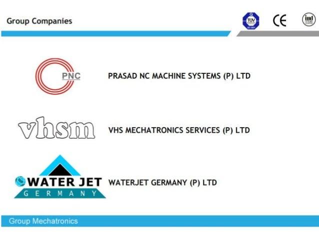 PRASAD NC MACHINE SYSTEMSSTRENGTH . PRECISION . RELIABILITY