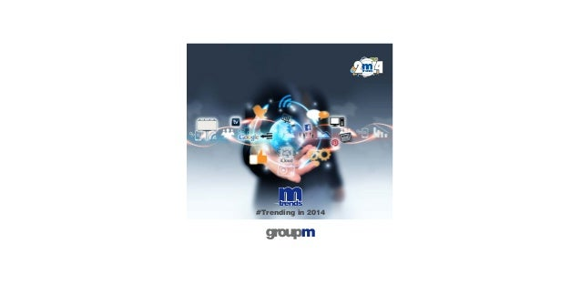 [Report] GroupM Estimates 11.6% Increase In AdEx In India In 2014