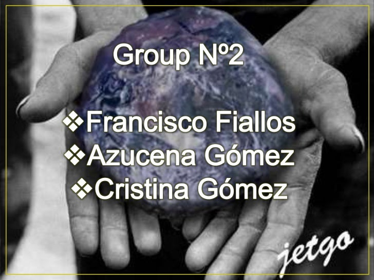 Group Nº2<br /><ul><li>Francisco Fiallos