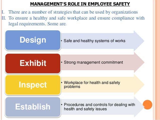 healthy and safety and welfare The education (school premises) regulations 2012 stipulate minimum standards for school premises schools and colleges are also covered by the workplace (health.