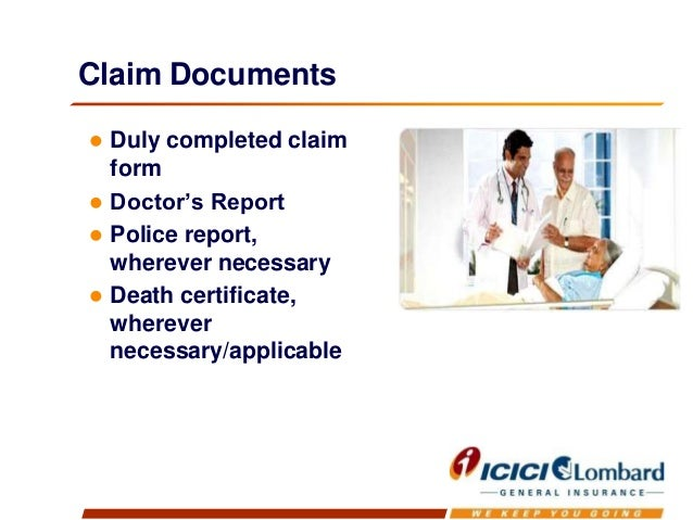 Group personal accident policy from ICICI Lombard