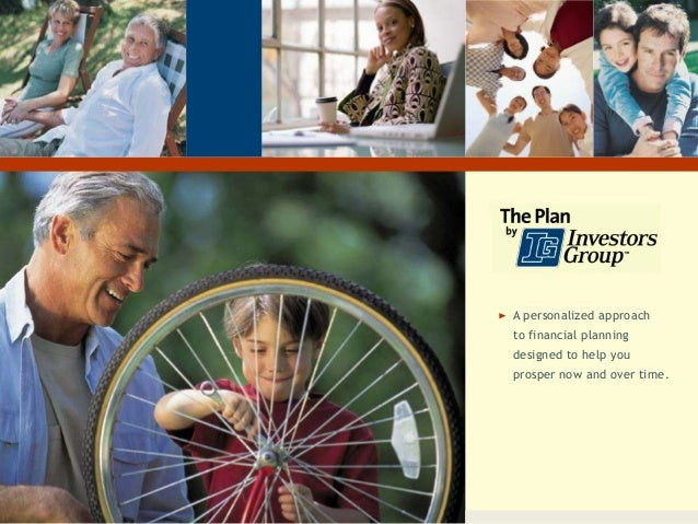 A personalized approachto financial planningdesigned to help youprosper now and over time.
