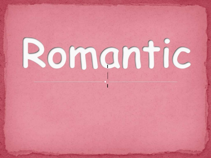 Romantic <br />Comedy<br />