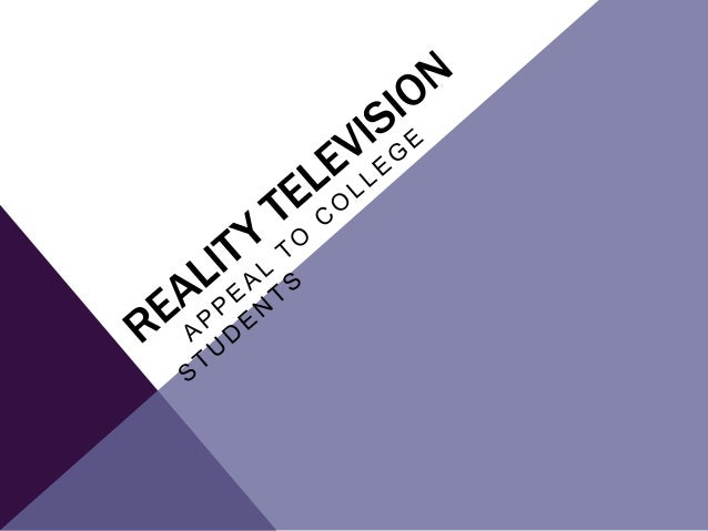 OVERVIEW  History of Reality TV  Agenda Settings  A look at the demographic and how they utilize the medium  Social me...