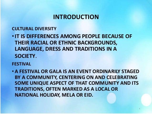 Community cultural diversity essay in