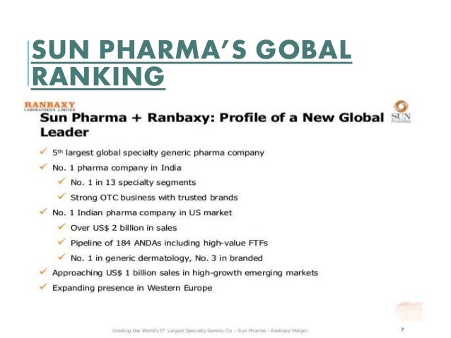 pest analysis of sun pharma Zauba is a platform that helps businesses reduce risks involved in import and export trade.