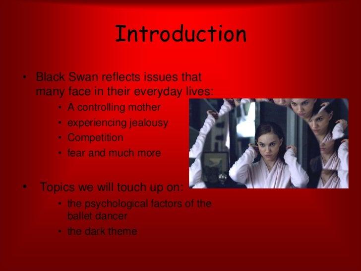 black swan psychoanalysis