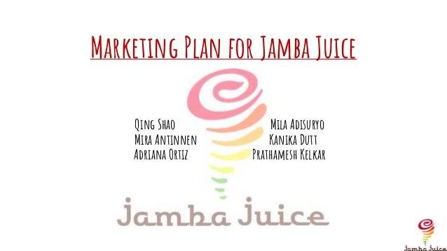 Millennial Target: Jamba Juice