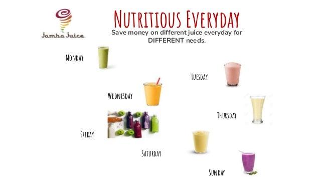 jamba juice customer demographics