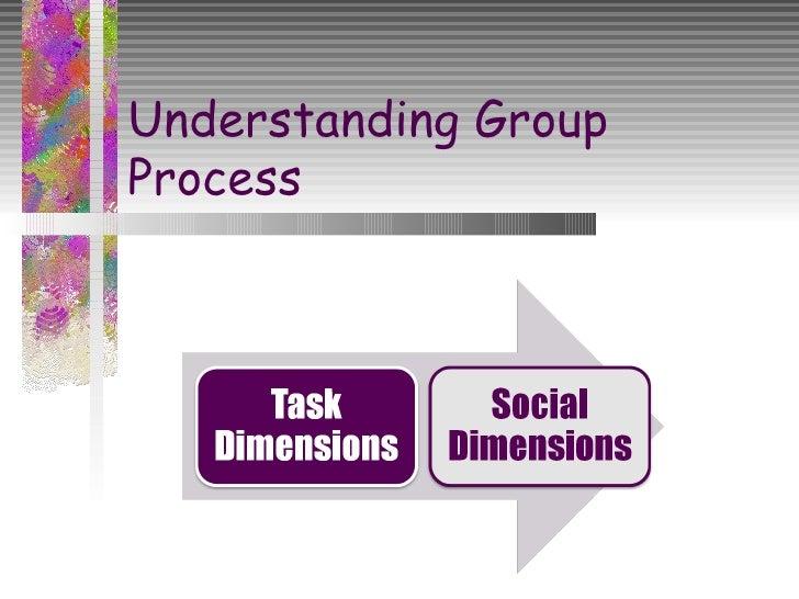 Understanding Group Process