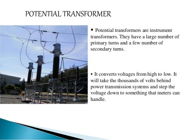The Substation Components Study