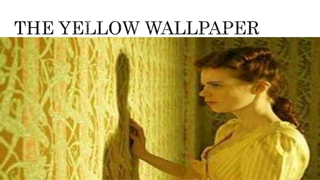 The Story Of An Hour And The Yellow Wallpaper Analysis  Yellow Wallpaper Analysis  Adam Ashleigh Esteban And Nigel