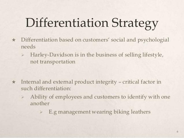 harley davidson marketing strategy