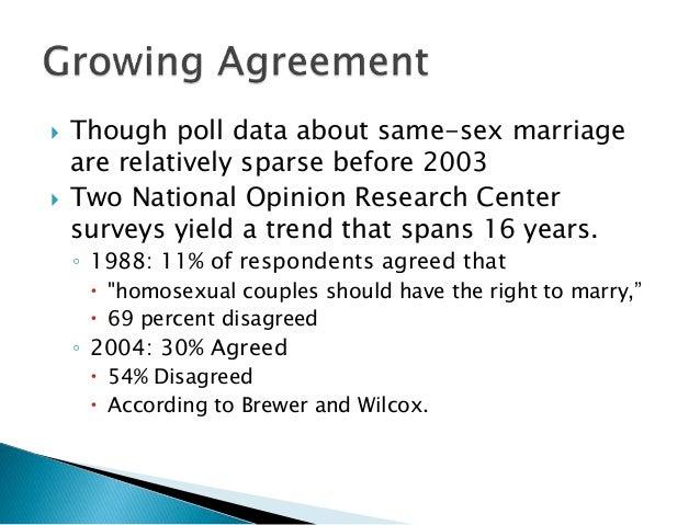 Same sex marriage pro con catholic