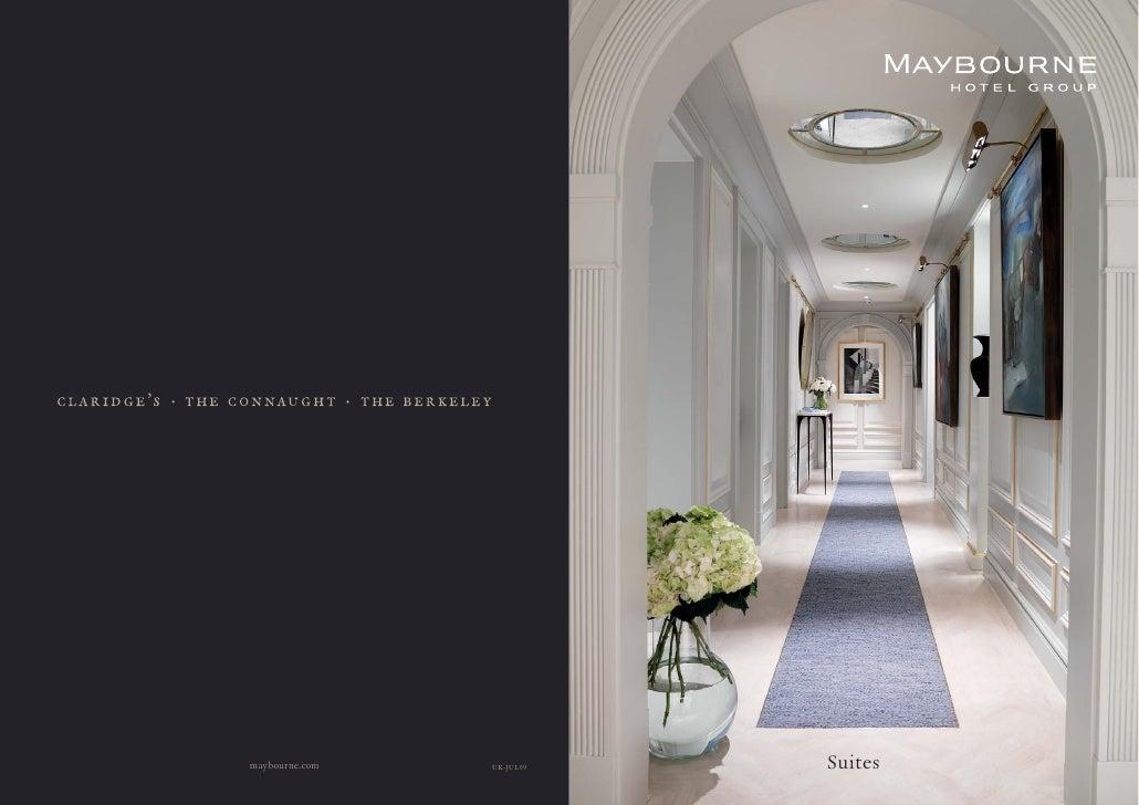 maybourne.com   UK-JUL09   Suites
