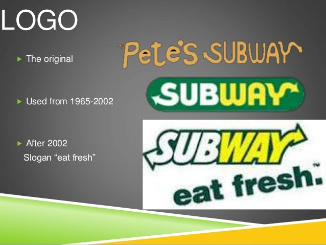 an analysis of the beginig of the subway in 1965 in connecticut 1965 the 17 year old connecticut originally called also this year, the first subway® restaurant located outside of connecticut opens in the state of.