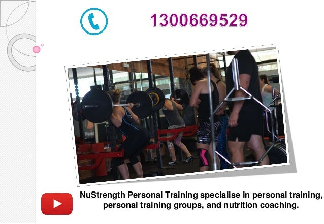 NuStrength Personal Training specialise in personal training, personal training groups, and nutrition coaching.