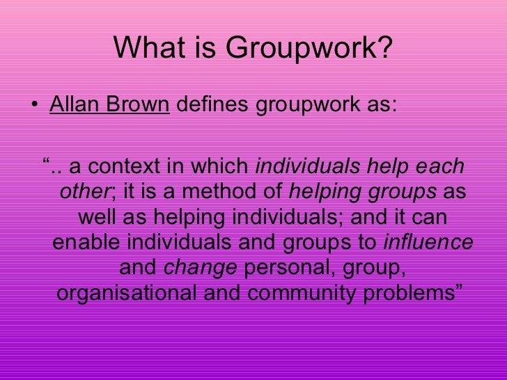work group dynamics This entry is an overview of group dynamics relevant for group work practice the history of small group theory and group dynamics is described the bulk of the entry.