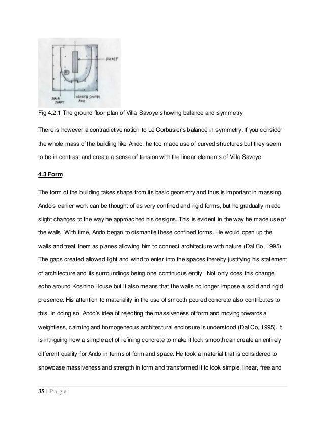 koshino house analysis essay – Koshino House Floor Plan