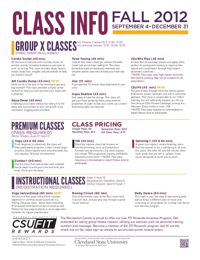 group x class