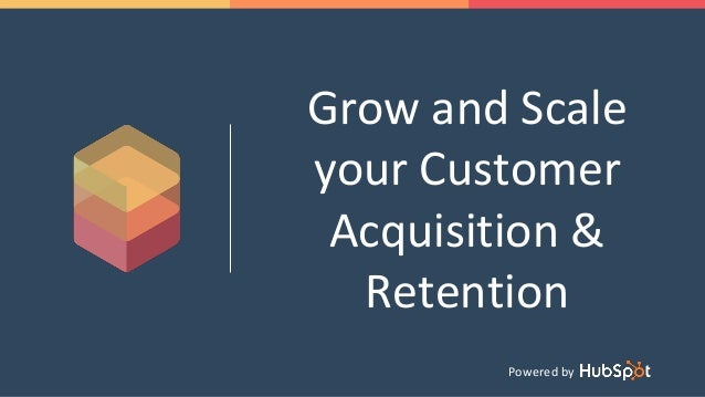 Grow and Scale your Customer Acquisition & Retention Powered by