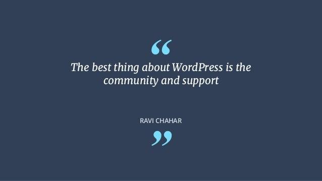 Growing a Local WordPress Community Slide 2