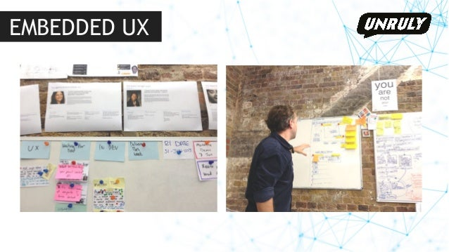 Title position here  Your title sit over it EMBEDDED UX