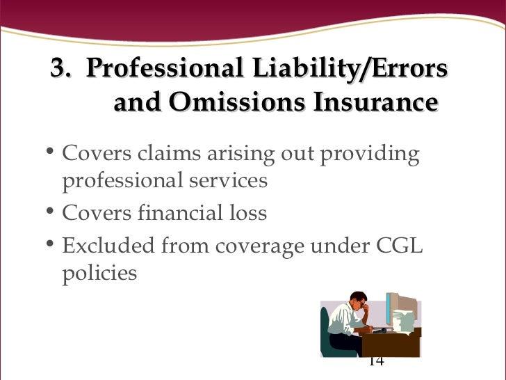 E&O Insurance for Insurance Agents