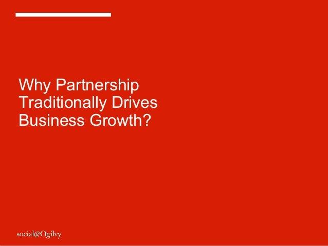 How To Grow Business Via Social Partnerships Slide 2