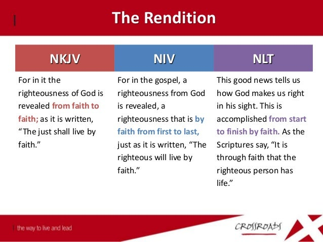 4. The Routine How should I read the Bible?