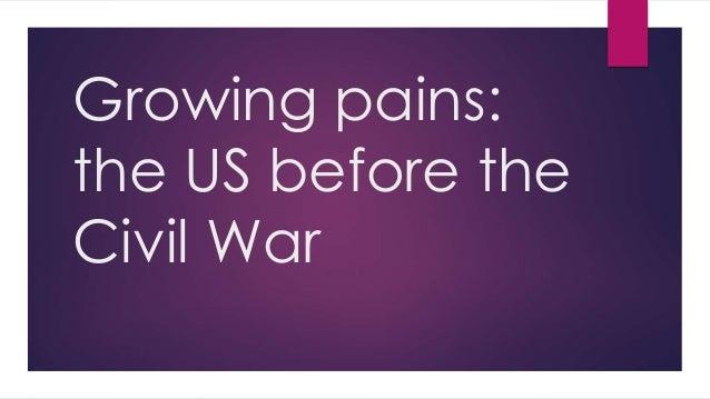 Americas post civil war growing pains
