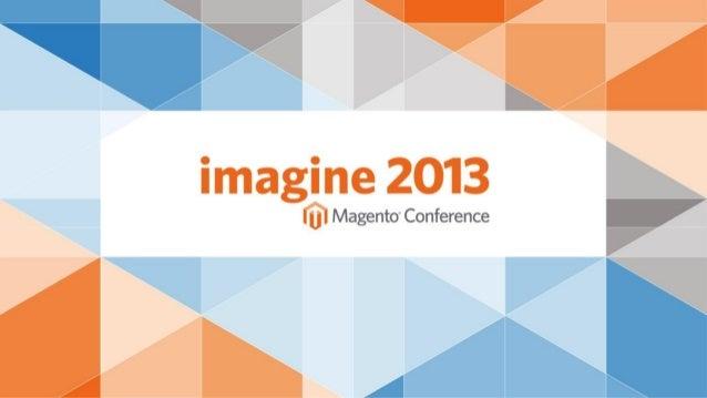 Magento Enterprise EditionA Serious Platform for Serious Business