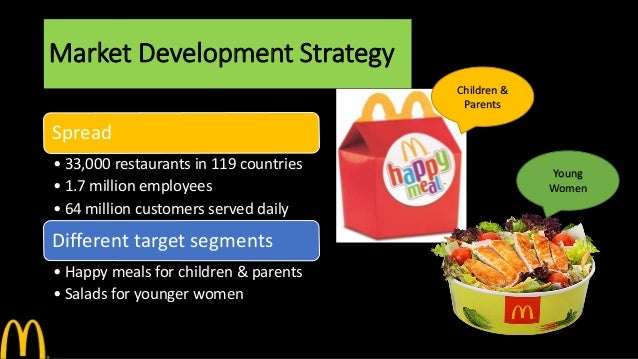 mcdonald obesity market and nonmarket strategies We examine how firms use political strategies to protect economic rents created  by mergers and acquisitions against dissipation by regulators.