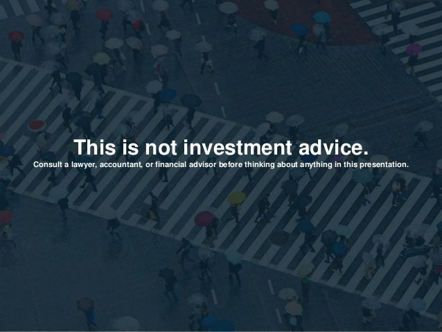 How to be an Angel Investor, Part 3 Slide 3