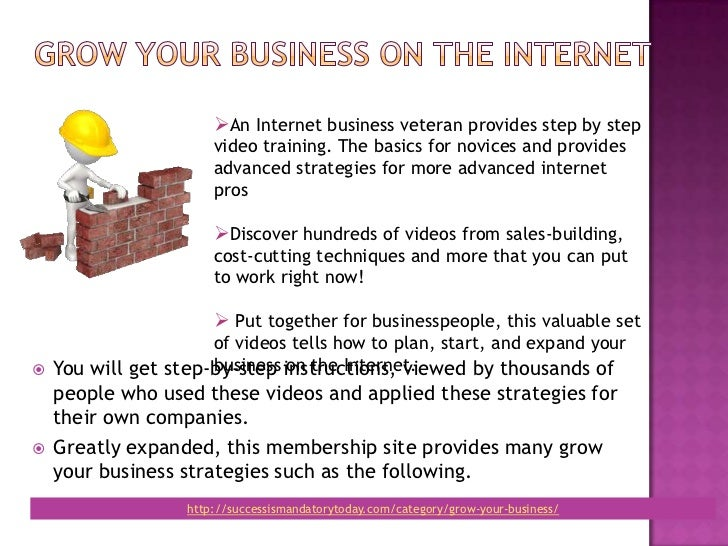 Growing your business webhosting-space Slide 2