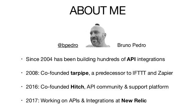 Growing your business with an API Slide 2