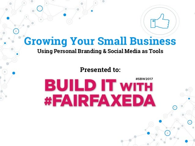 how to grow a small business with social media