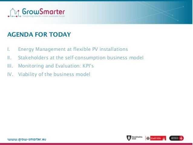 Smart Energy Management of Photovoltaic and battery storage Slide 3