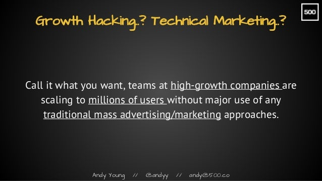 Growth Hacking for Startups Slide 10